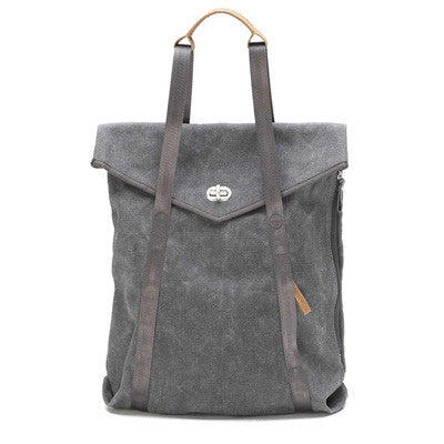 Canvas Tote Bag - Qwstion