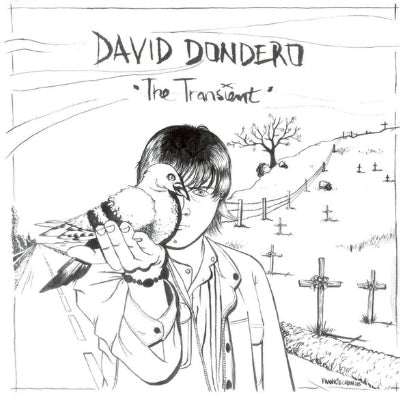 Dondero, David - Transient (Limited Smoke Coloured Vinyl)