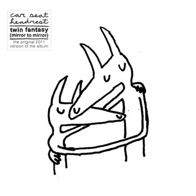 Car Seat Headrast - Twin Fantasy (Mirror to Mirror) RSD 2018 Vinyl