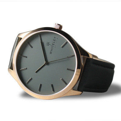 Whiteley Design Watch - Rose Gold
