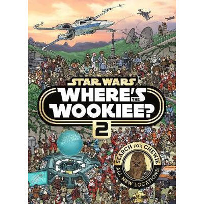 Star Wars Where's the Wookiee? 2 (Hardback)