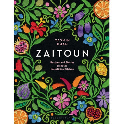 Zaitoun : Recipes and Stories from the Palestinian Kitchen