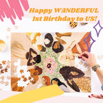 Happy WANDERFUL 1st Birthday to Us!