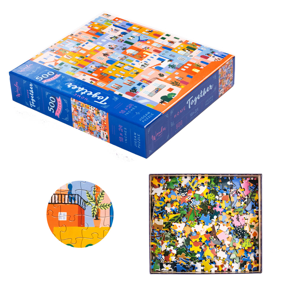 Home Together Puzzle