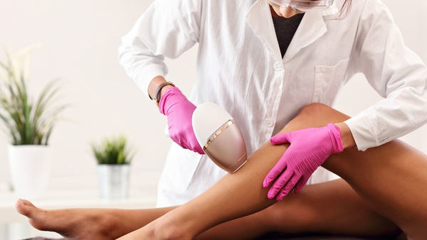 IPL vs. Laser Hair Removal: What's the Difference?