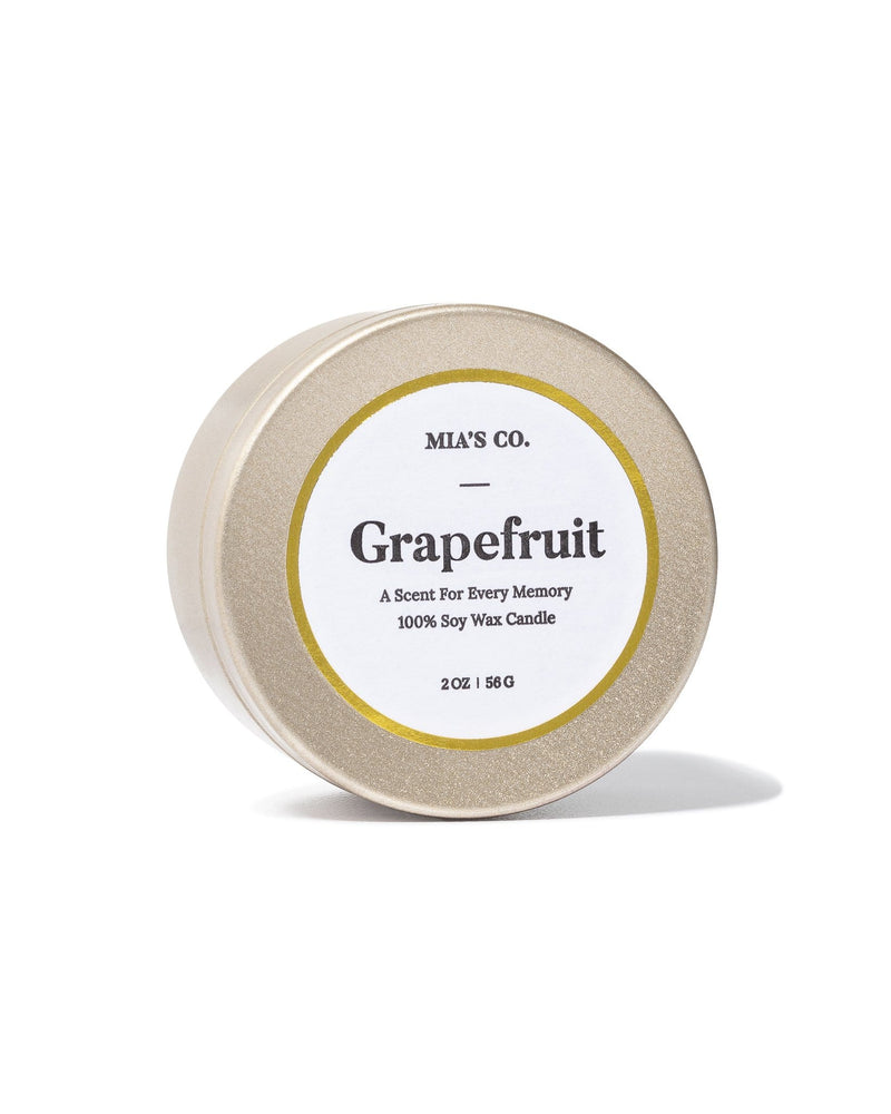N°06 Grapefruit Travel Candle