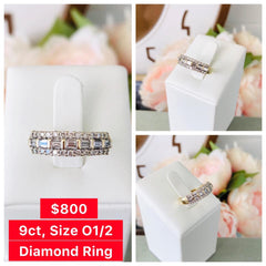 Princess Cut Wedding Rings Delross Jewellers Brisbane