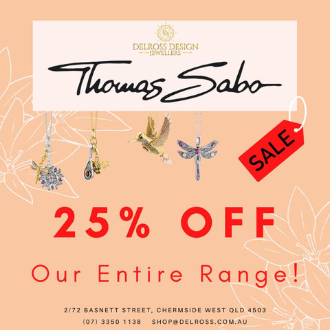 Thomas Sabo Charm Jewellery Brisbane
