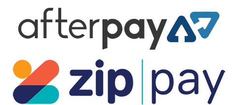 Afterpay & Zip Pay Available