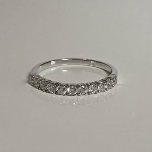 18ct Diamond Band 0.33ct TW of Diamonds