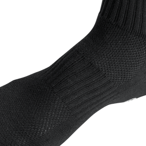 Black GLU Socks