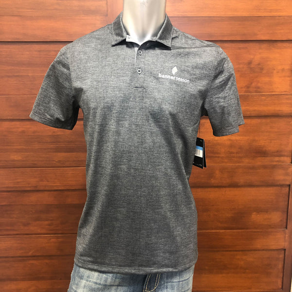 Nike Mens Dri-FIT Crosshatch Polo