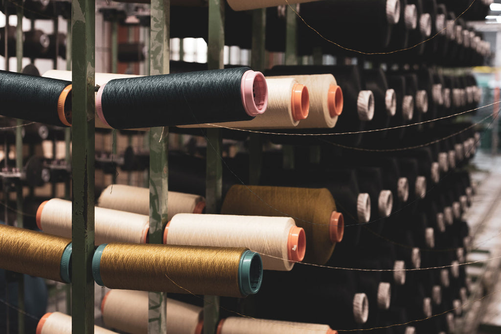 Spools of Thread - Stockists