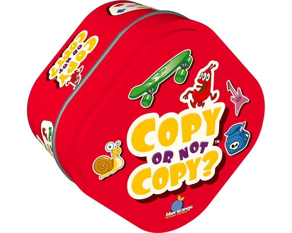 Copy or not copy (Copia o no copia)