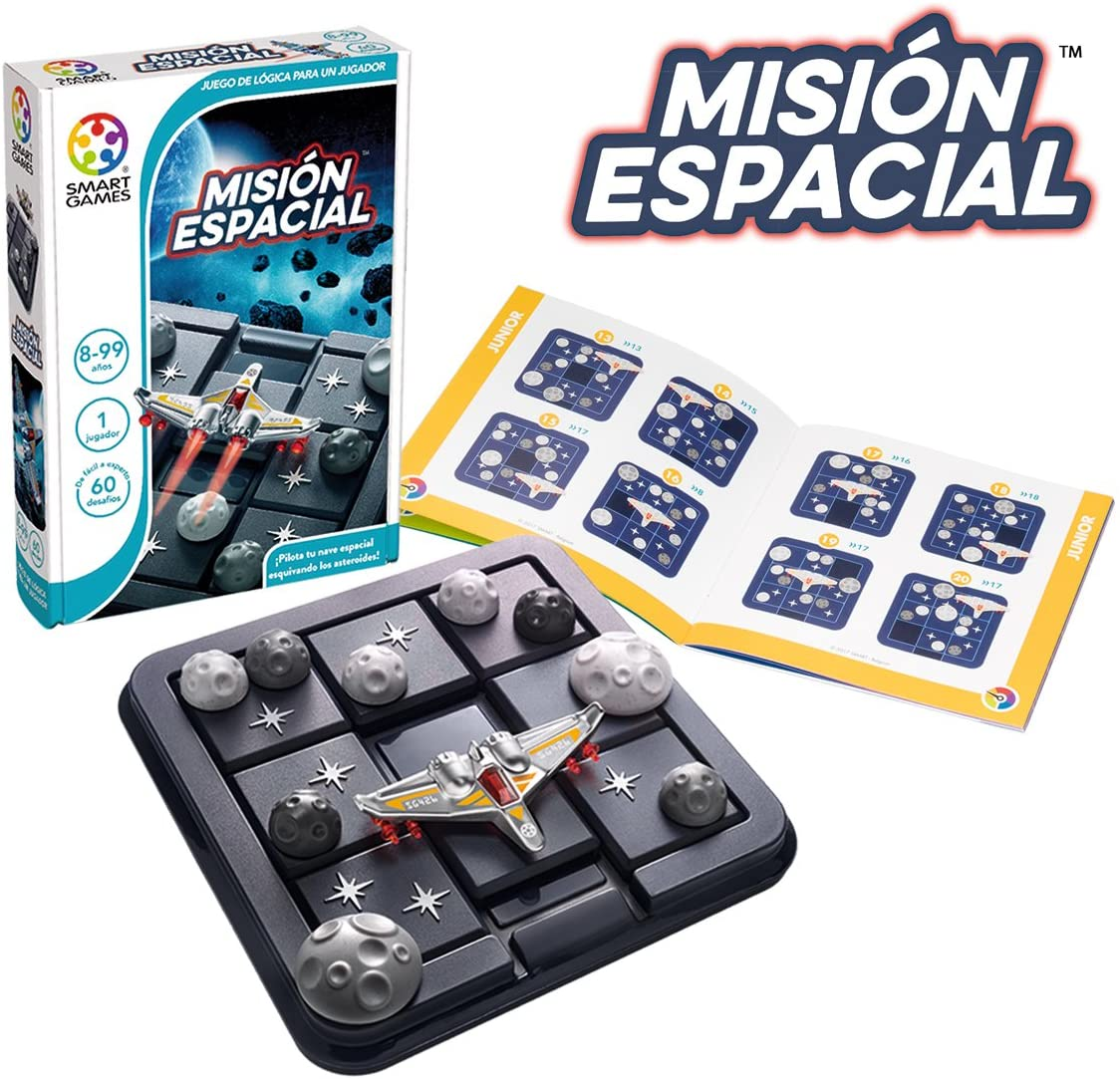 Smart Games Mision espacial