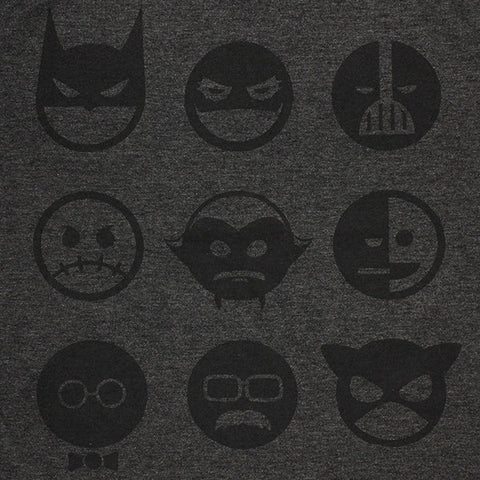 Bat Smileys - SixthBase