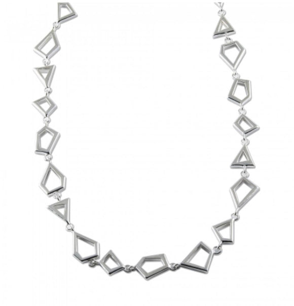 Prism Shapes Necklace