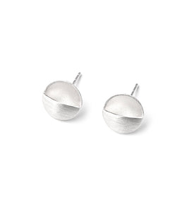 Luna Half Moon Sm Earrings