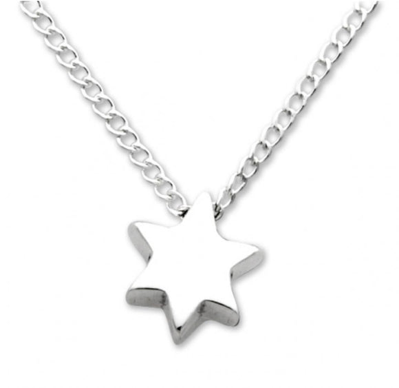 Tiny Star of David Pendant