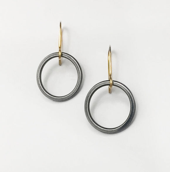 Circumference Earrings