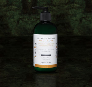 SheaBu Natural Toning Body Lotion