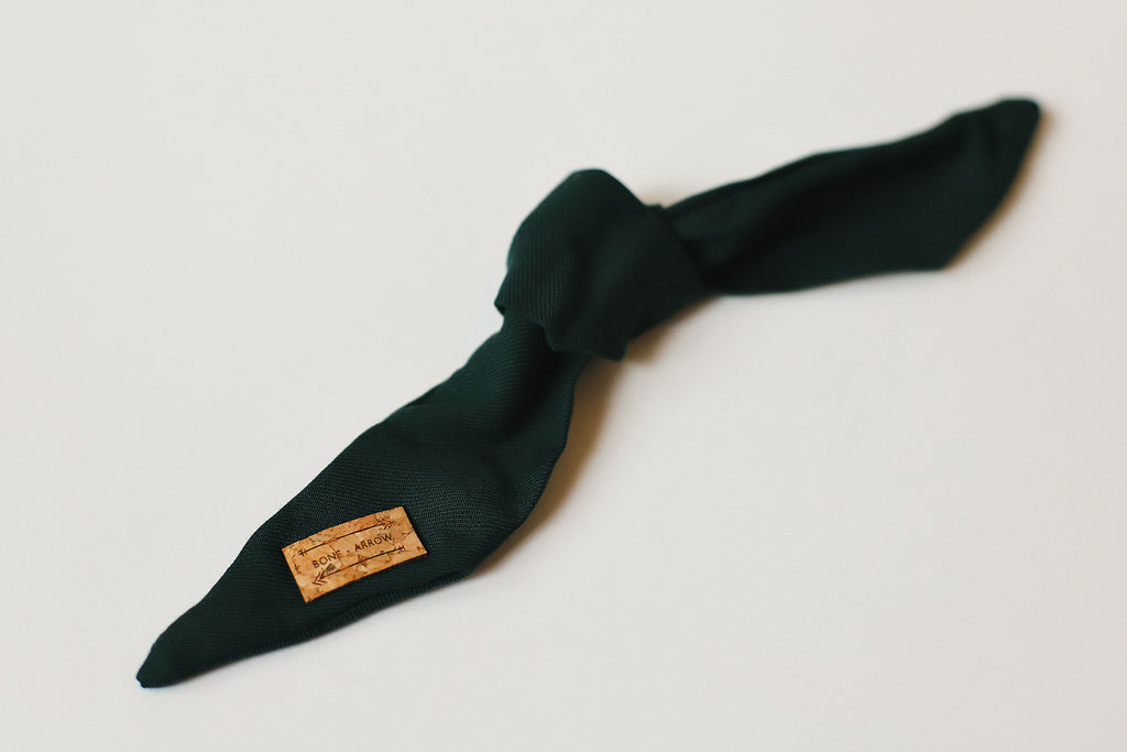 Forest Green Kerchief SAVE 25%