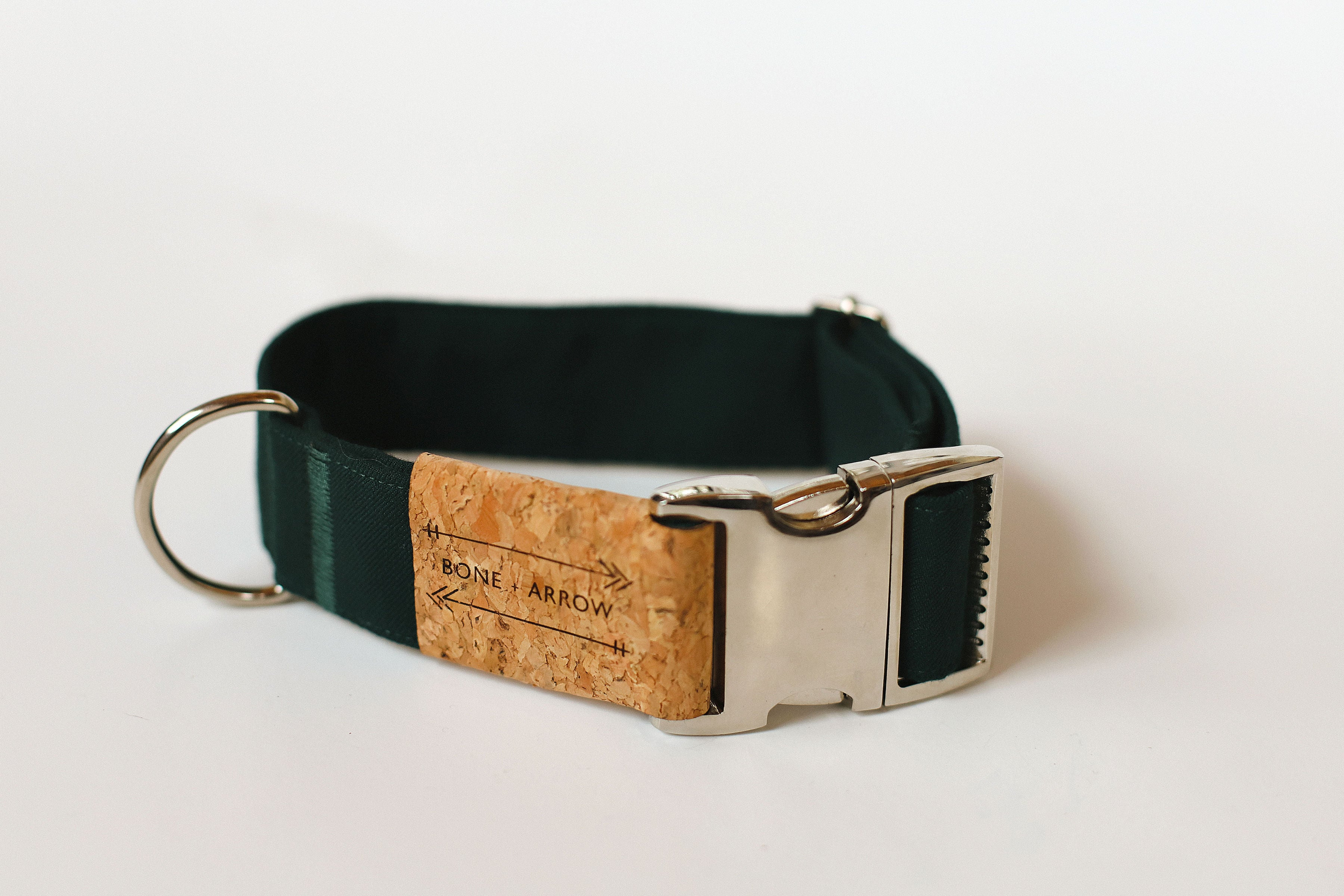 Forest Green Collar