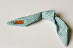 Teal Waves Kerchief
