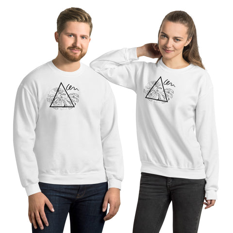 Waves - Unisex Sweatshirt