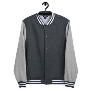 Waves - Men's Letterman Jacket