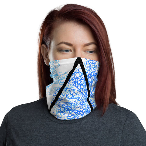 Waves Collection - Neck Gaiter mask