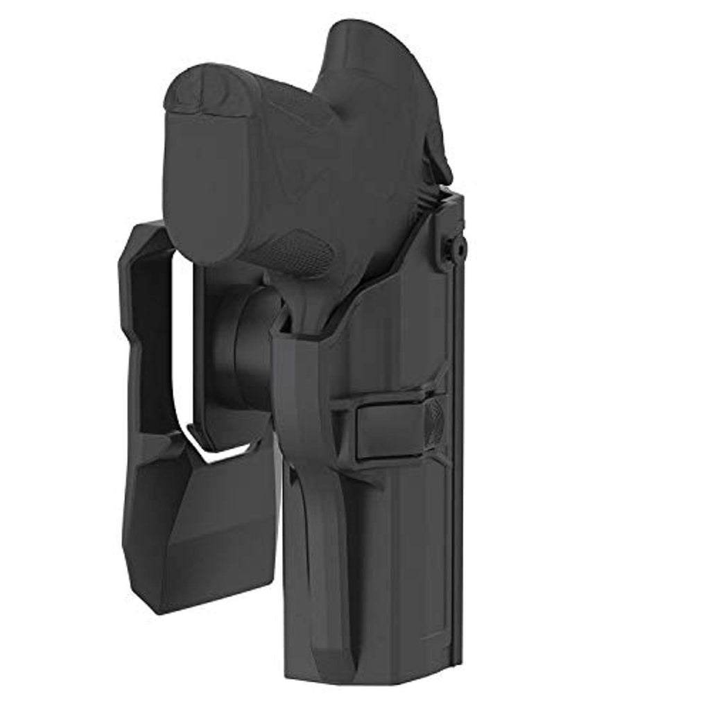 efluky Beretta PX4 Storm Paddle Holster Fits Beretta PX4 Storm Full Size, Tactical Outside Waistband Holster with 360°Adjustable Cant, OWB Carry, RH