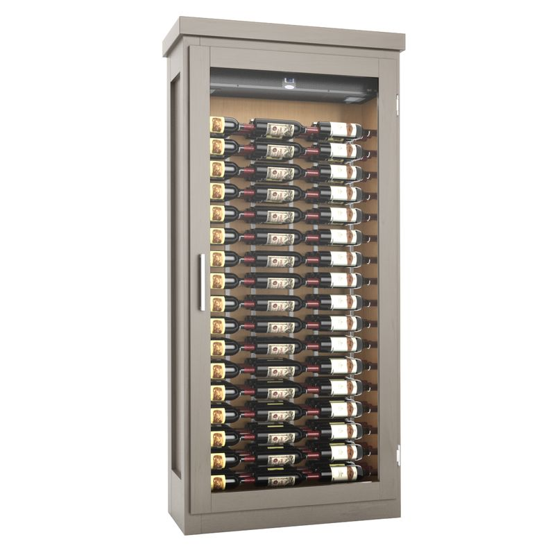 Patagonia Wine Cabinet, Refrigerated Wine Cabinet, Climate Controlled Wine Cabinet