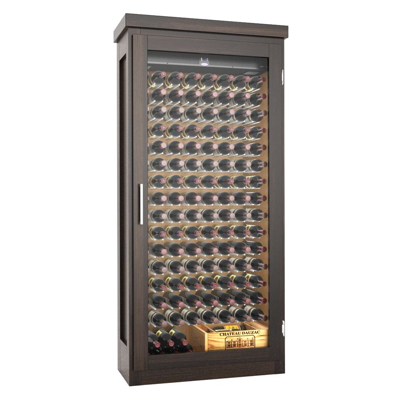 Victoria Wine Cabinet, Refrigerated Wine Cabinet, Climate Controlled Wine Cabinet