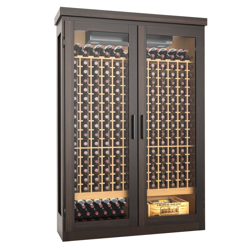 Navarra Wine Cabinet, Refrigerated Wine Cabinet, Climate Controlled Wine Cabinet