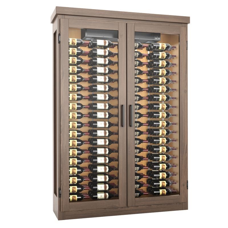 Rhone Wine Cabinet, Refrigerated Wine Cabinet, Climate Controlled Wine Cabinet