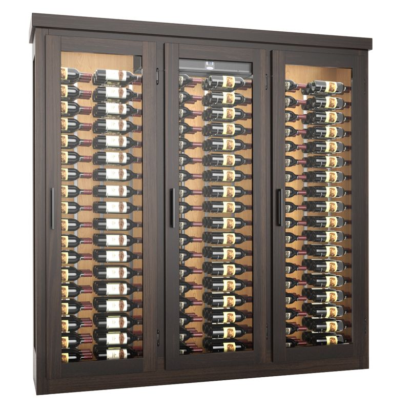 Marlborough Wine Cabinet, Refrigerated Wine Cabinet, Climate Controlled Wine Cabinet