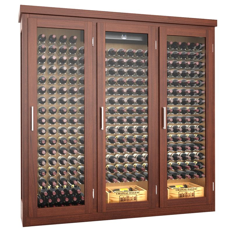 Riverina Wine Cabinet, Refrigerated Wine Cabinet, Climate Controlled Wine Cabinet