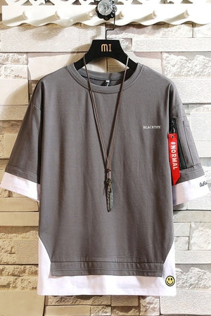 Shirt Men's Cotton 2020 Summer