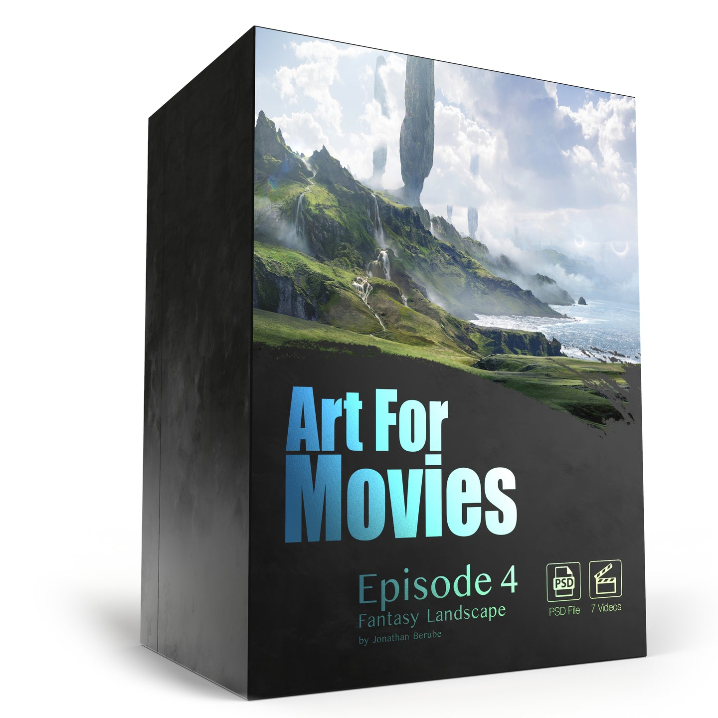 Art For Movies - Episode 4 Fantasy Landscape