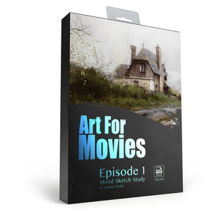 Art For Movies - Episode 1 Mood Sketch Study