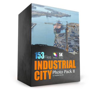 Industrial City Photo Pack II