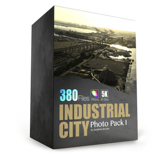 Industrial City Photo Pack I
