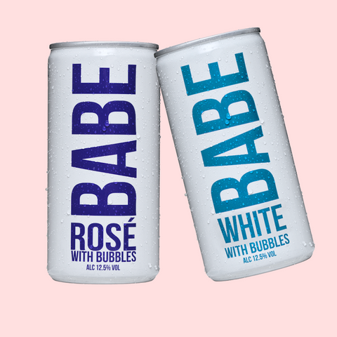 BABE ROSÉ & WHITE MIXED PACK