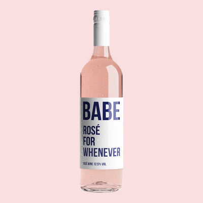 ROSÉ FOR WHENEVER