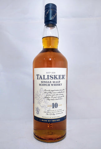 Talisker Single Malt 10 year - 750 ml