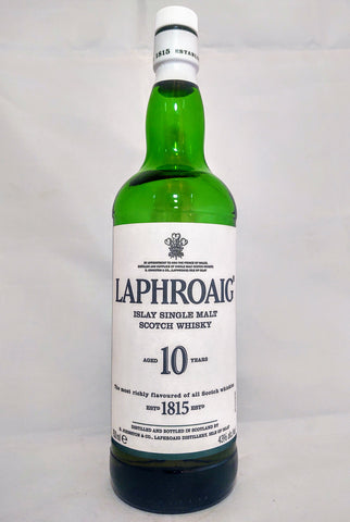 Laphroag Islay Single Malt 10 year- 750 ml