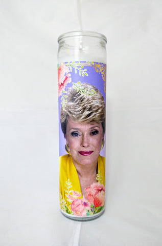 Golden Girls Blanche Candle
