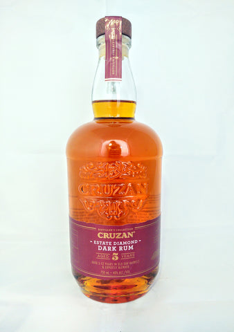 Cruzan Estate Diamond Dark - 750 ml