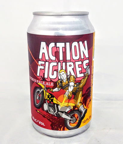 Reckless Ale Works' Action Figures